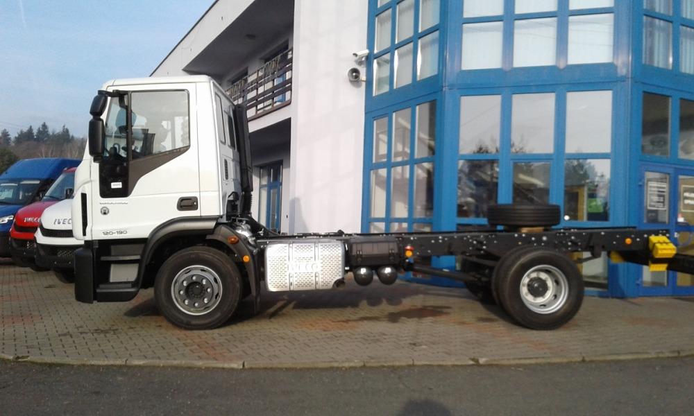 IVECO EuroCargo ML 120E19 JNK CTS